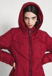 Ragwear - AMARI - Winter coat - wine red - 3