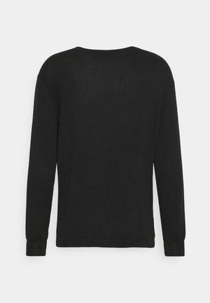 SWEATER - Sweter - black