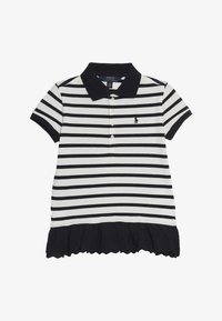 Polo Ralph Lauren - STRIPE - Polo - hunter navy/nevis - 3