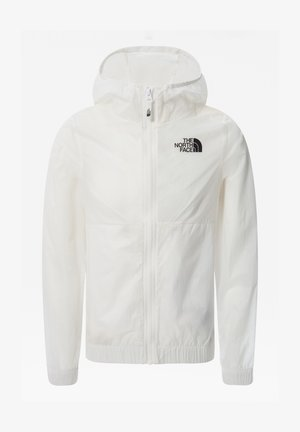 G REACTOR WIND JACKET - Cortaviento - tnf white