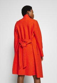 s.Oliver - Zimní kabát - spicy oran - 3