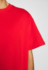 Weekday - GREAT - T-shirt - bas - red - 6