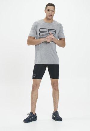 TIGHTS BONDER M BASELAYER - Sports shorts - black
