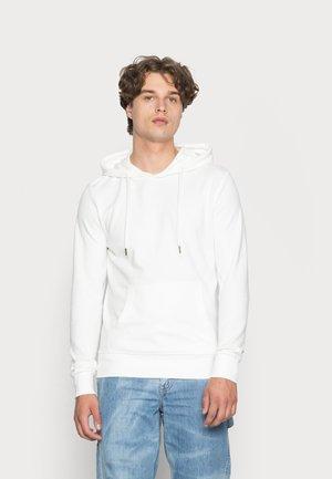 JJEBASIC HOOD  - Sweatshirt - cloud dancer