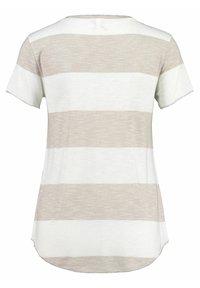 Key Largo - Print T-shirt - sand - 1