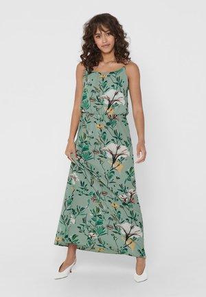 ONLWINNER - Maxi dress - granite green