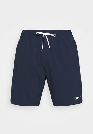 SHORT - Sports shorts - vector navy