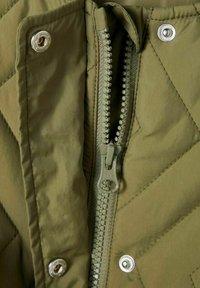 Name it - Winter jacket - green - 2