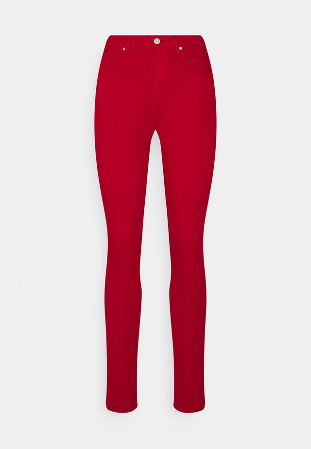 FLEX COMO - Jeans Skinny Fit - primary red