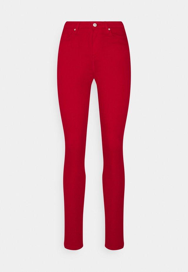 FLEX COMO - Skinny džíny - primary red