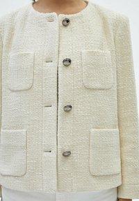 Massimo Dutti - Summer jacket - beige - 3