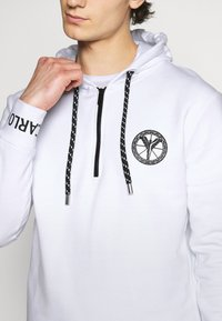 Carlo Colucci - Hoodie - weiss - 5