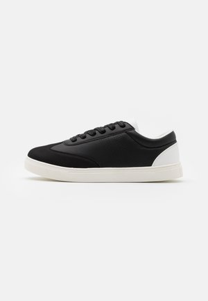 JAY - Trainers - black/white