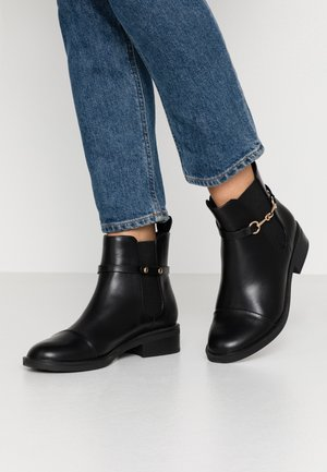 MARGARET - Classic ankle boots - black