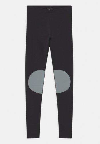PATCH UNISEX - Legging - black