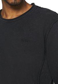 Tigha - KESTER - Sweatshirt - vintage black - 5