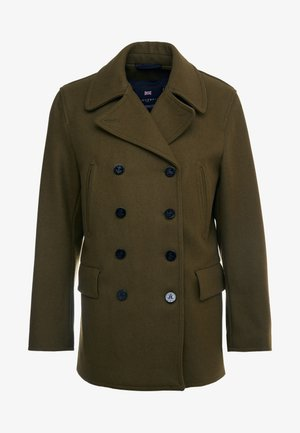 CHURCHILL REEFER - Cappotto corto - loden