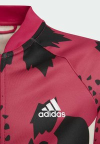 adidas Performance - Bluza rozpinana - red - 2
