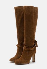 San Marina - AGNATALI - High heeled boots - cannelle - 2