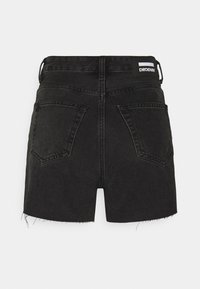 Dr.Denim - NORA - Jeansshorts - charcoal black - 6
