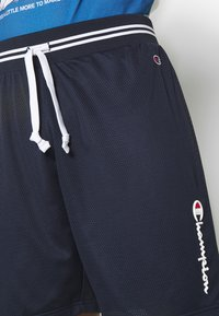 Champion - ROCHESTER ATHLEISURE - Pantalón corto de deporte - dark blue - 3