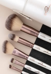 Luvia Cosmetics - BRUSH SET - Zestaw pędzli do makijażu - prime vegan - 6