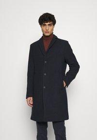 Esprit Collection - COAT - Classic coat - dark blue - 3