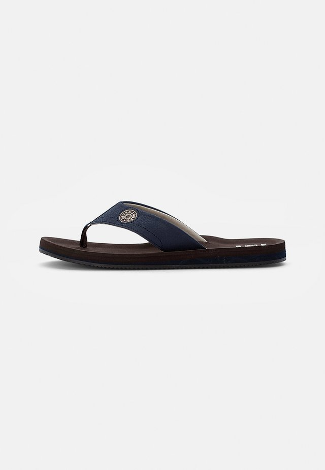 T-bar sandals - java