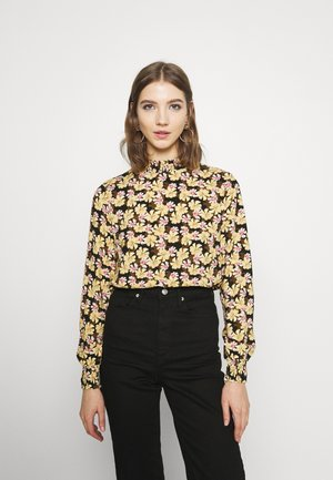 VILANA  - Blouse - black/multi