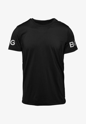 TEE ARTAN - Print T-shirt - black beauty (1831-1281_90651)