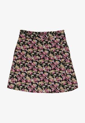 HELGA SKIRT - A-line skirt - neon pink