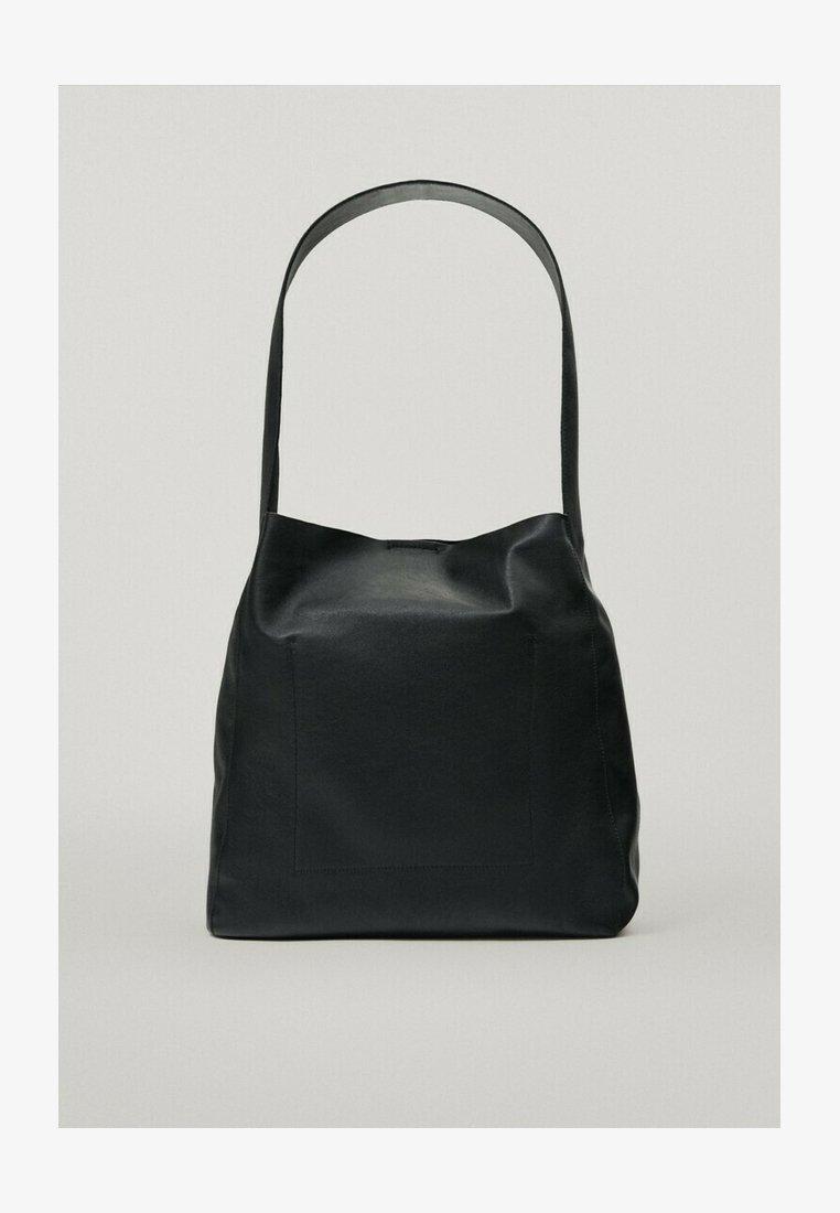 Massimo Dutti - Handbag - black