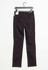 Gerry Weber - Straight leg jeans - purple - 1