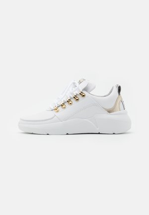 LUCY ROGUE ROYAL - Tenisky - white/gold