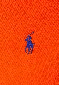 Polo Ralph Lauren - CUSTOM SLIM FIT MESH POLO - Polotričko - sailing orange - 2
