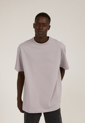 AALEX - Basic T-shirt - dusty violet