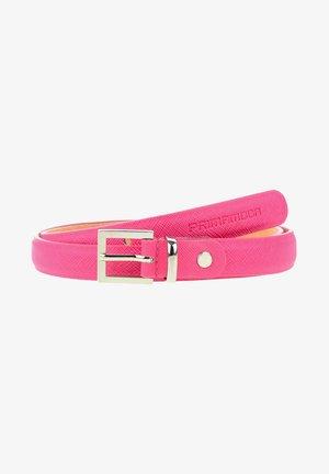 OSIGNO - Belt - pink