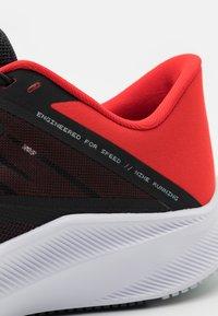 Nike Performance - QUEST 3 - Zapatillas de running neutras - off noir/thunder blue/chile red/glacier blue/white - 5