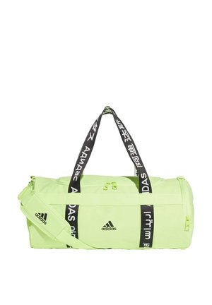 4ATHLTS DUFFEL BAG SMALL - Sportstasker - green