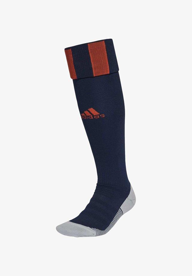 HAMBURGER SV 20/21 AWAY SOCKS - Sports socks - blue