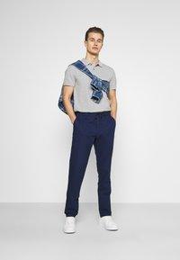 s.Oliver - LANG - Pantaloni - blue - 1