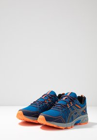 ASICS - GEL-VENTURE 7 - Löparskor terräng - electric blue/sheet rock - 2