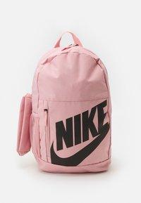 pink glaze/black