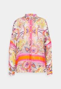 Derhy - EDWIGE BLOUSE - Overhemdblouse - pink - 0