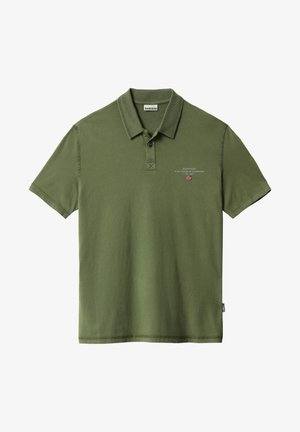 ELLI - Polo shirt - green cypress
