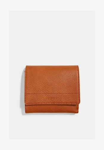 Wallet - rust brown
