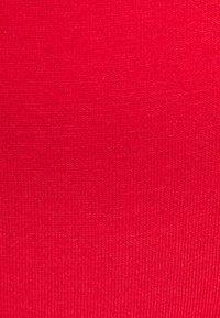 Hunkemöller - FLIRT IN A SKIRT 3 PACK - Briefs - tango red - 5