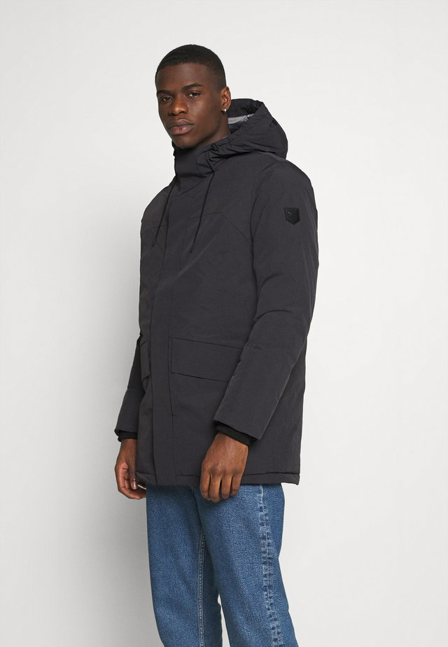 JPRBLAINK  - Winter coat - gunmetal