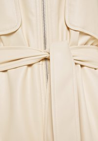 EDITED - KENDALL - Faux leather jacket - beige - 2