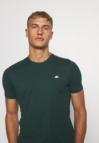 Kappa - HAUKE TEE - Basic T-shirt - ponderosa pine - 3